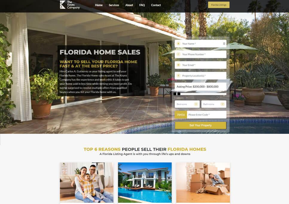 SEO Website - Real Estate
