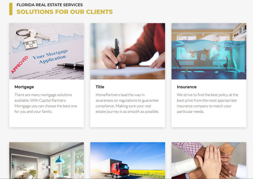 SEO Website - Example 3