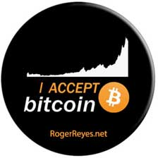 We Accepted Bitcoin